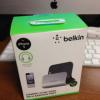 iPhone5用ドック Belkin Desktop Dock iPhone 5購入
