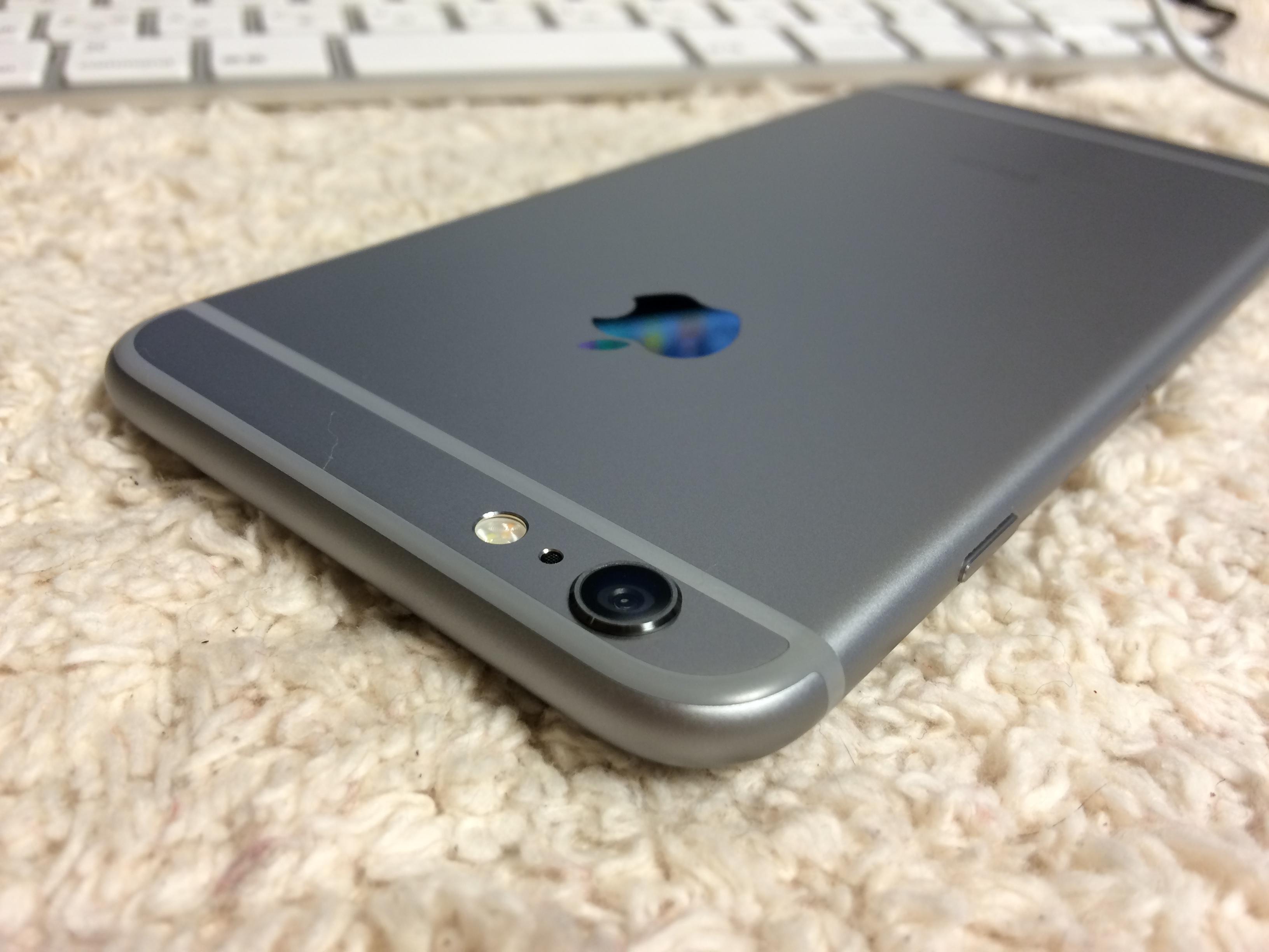 【iPhone6 Plus開封レビュー】Apple Store心斎橋でゲットしました
