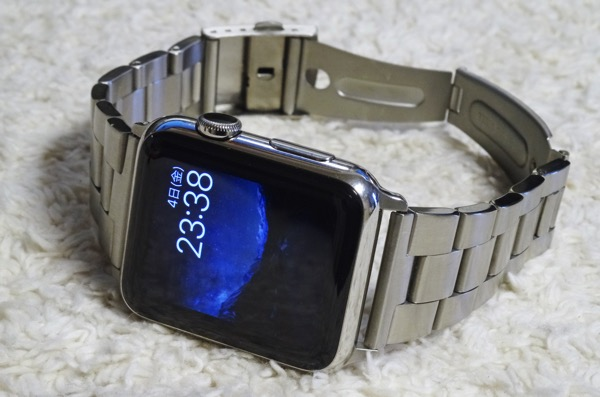 Apple watch metal band15