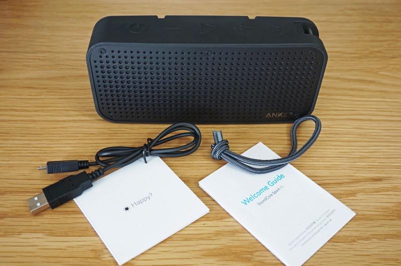 Anker bluetooth speaker3
