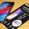 【Amazon高評価】こんなフィルム探してた!iPhone X/XS用ガラスフィルムはノッチも覆うOAprodaがベスト!